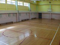 Спортивный зал МОБУ СОШ №4